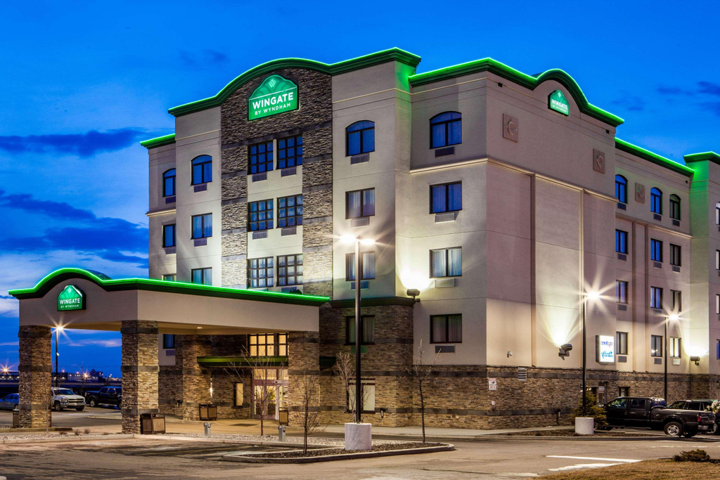 Wingate by Wyndham Edmonton Airport & Conference Center, Division No. 11
