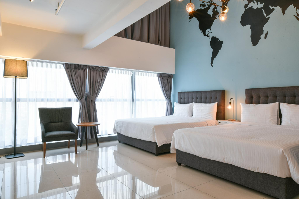 Daily Pinnacle Duplex, Kuala Lumpur