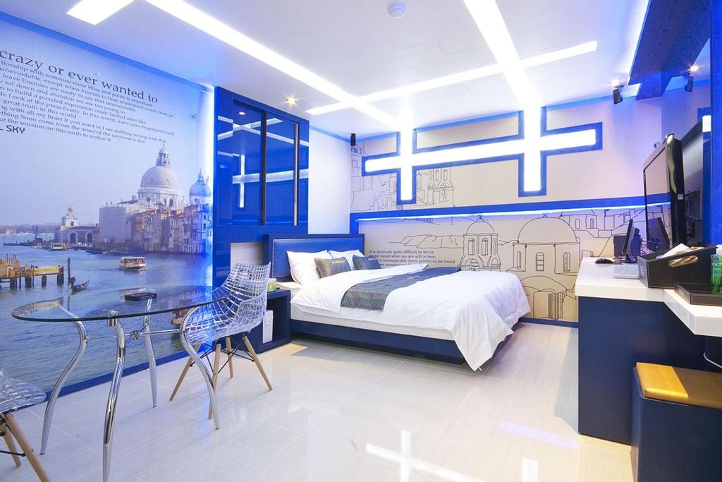 Hotel Sky, Jinju