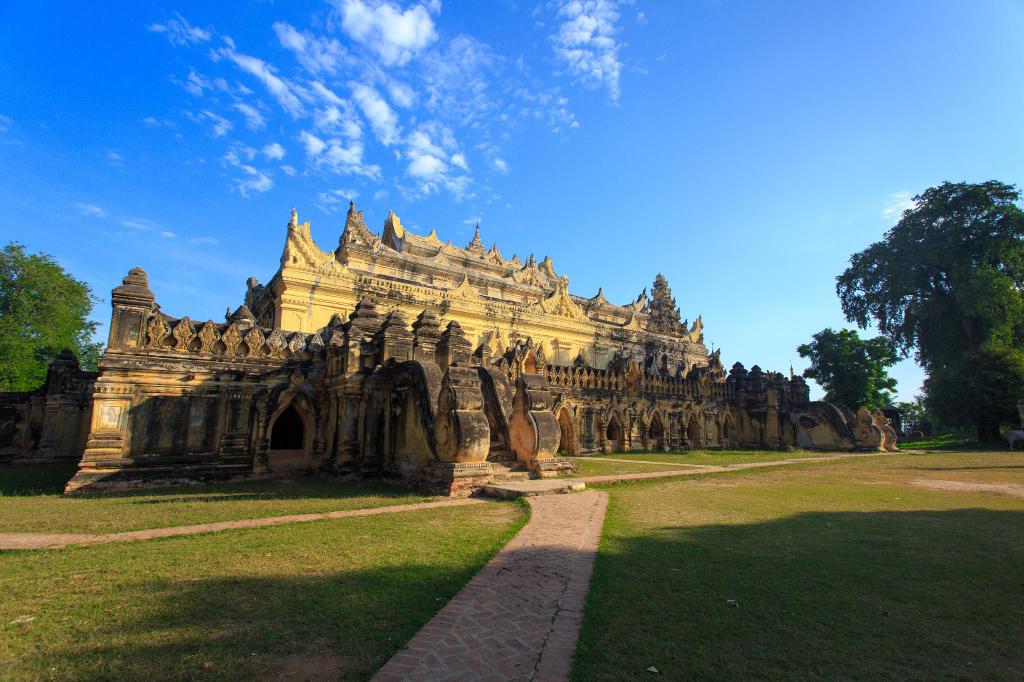 Bagan Mingalar Hotel, Sagaing