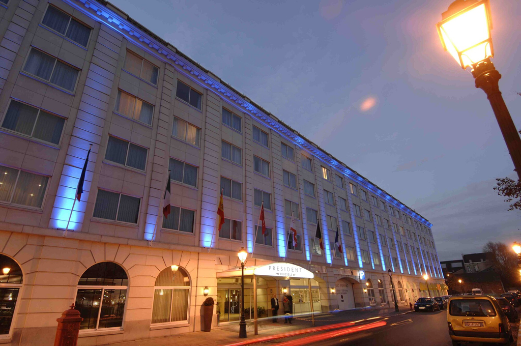 The President - Brussels Hotel, Bruxelles