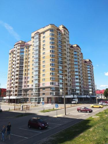 Favorite Flats Vitebsk on Beloborodova 1D, Vitsyebsk