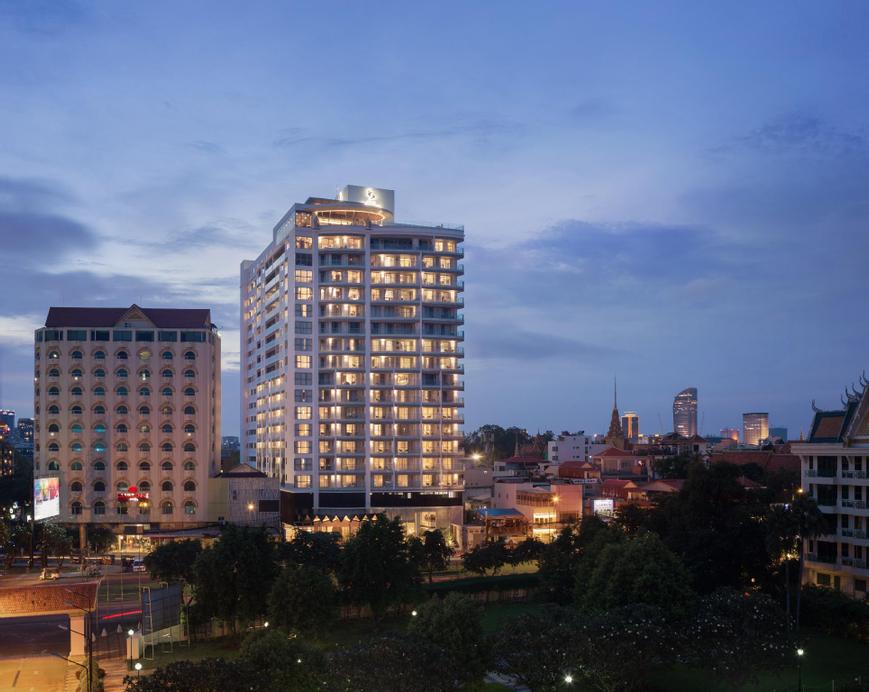 Hotel Emion Phnom Penh, Ruessei Kaev