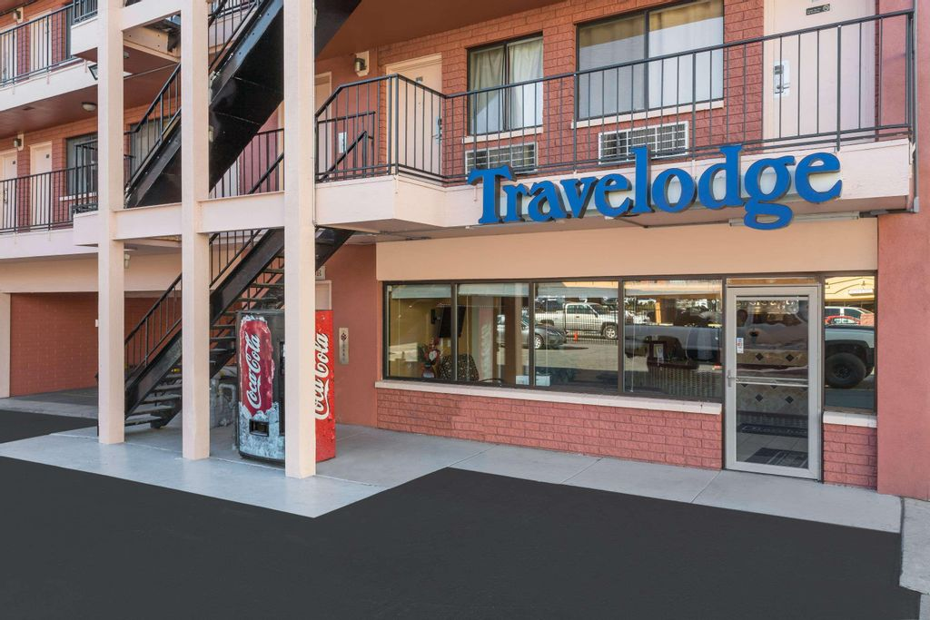 Travelodge by Wyndham Reno, Washoe