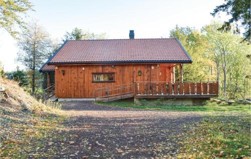 Three-Bedroom Holiday Home in Nykirke, Borre