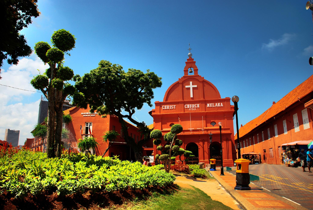 INDAH Kembara Apartment & Hostel Melaka, Kota Melaka