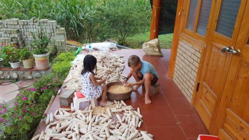 Sen Cuong Homestay, Bắc Hà