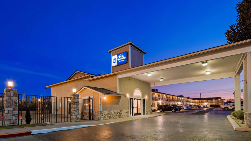 Best Western Fallon Inn & Suites, Churchill