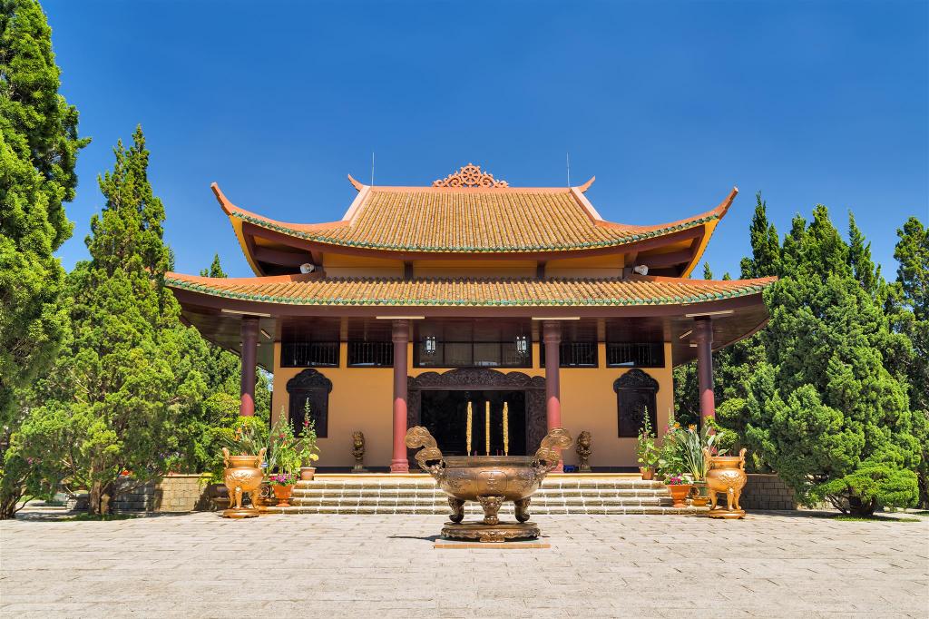 Ken's House Backpackers Original, Đà Lạt