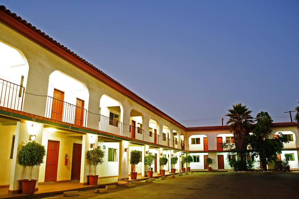 Hotel Sausalito, Ensenada