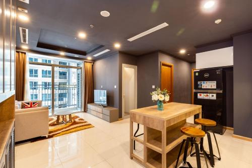 Nancy Landmark Apartment, Bình Thạnh