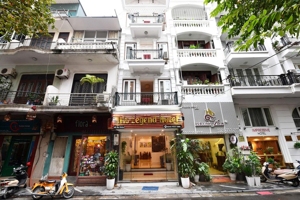 Iris Legend Hotel, Hoàn Kiếm