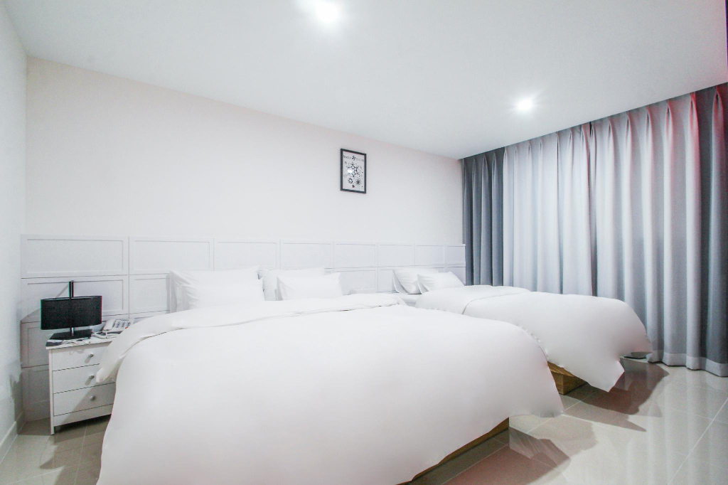 Hotel Yeogiuhtte Yangsan, Yangsan