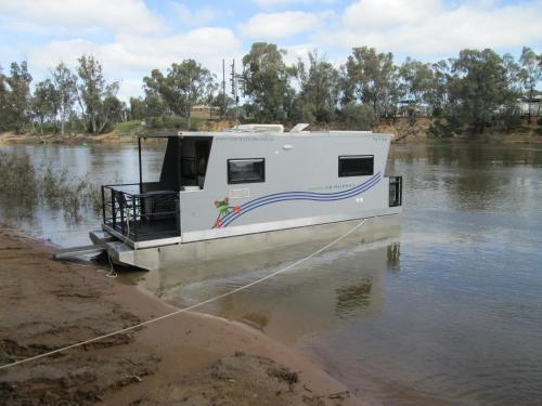 Moama on Murray Houseboats, Murray