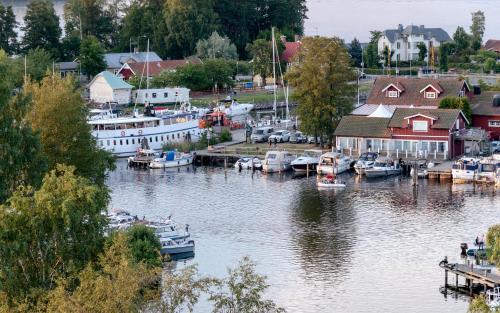 Idas Skepparehus, Karlsborg