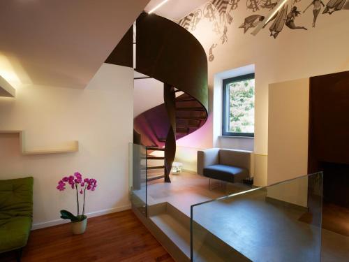 The Pinball Luxury Suites, Viterbo