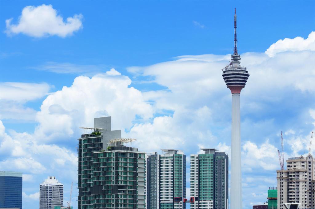 Exclusive Setia Sky Residence, Kuala Lumpur