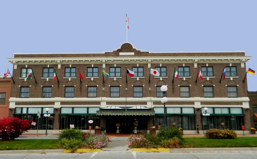 Hotel Pattee, Dallas