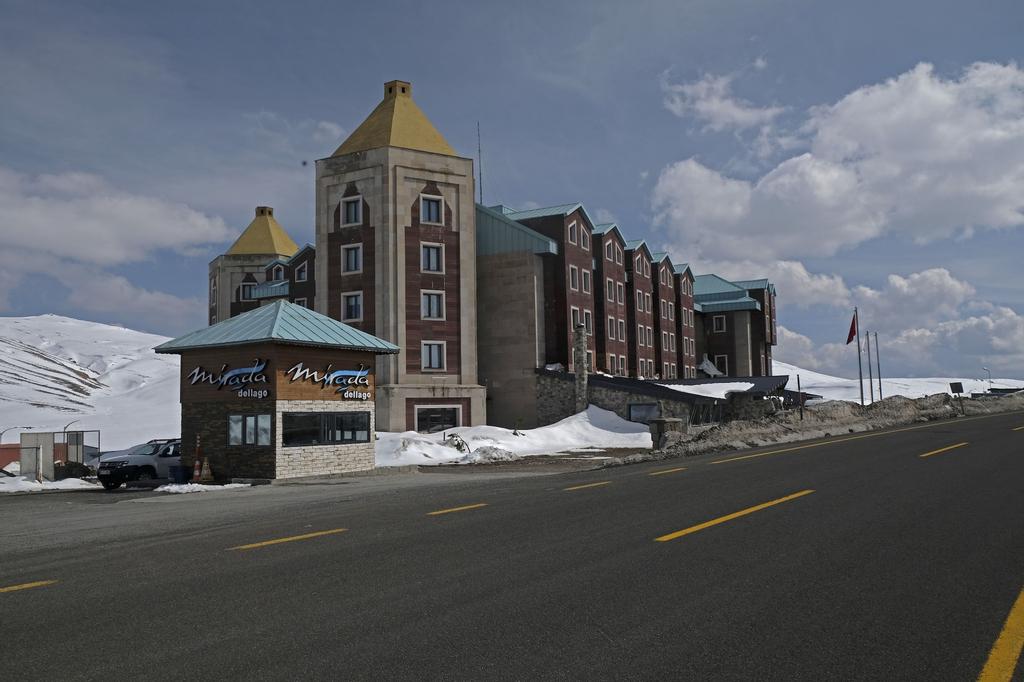 Mirada Del Lago Hotel, Develi