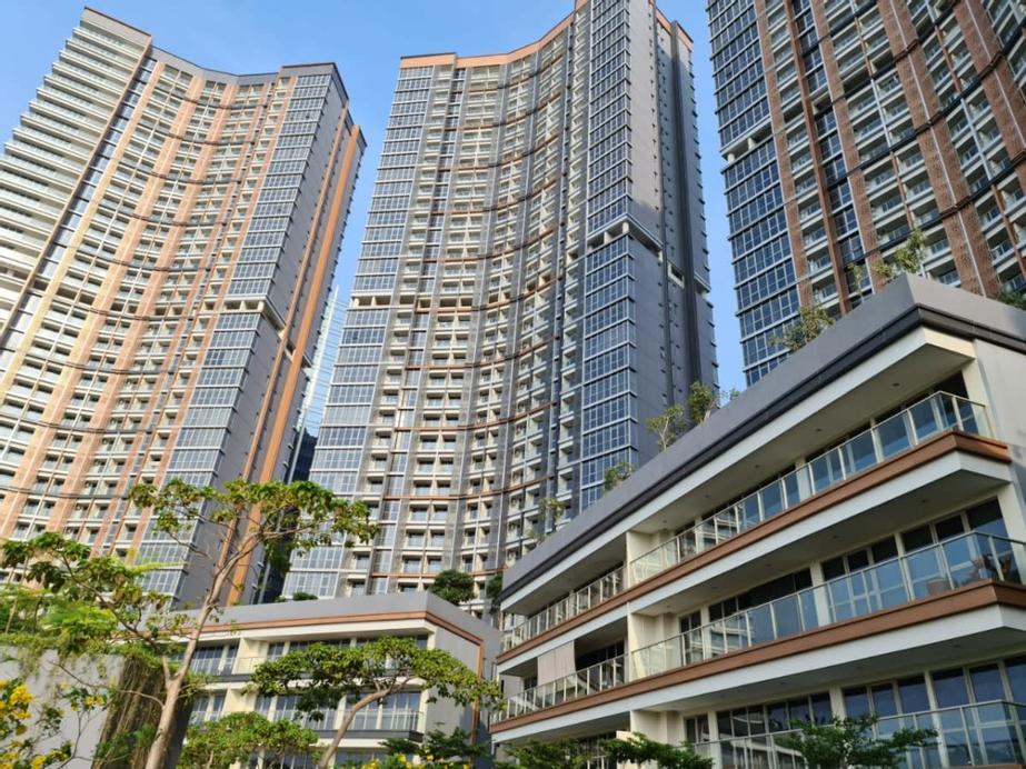 Gold Coast Apartement Tower Atlantic, Jakarta Utara