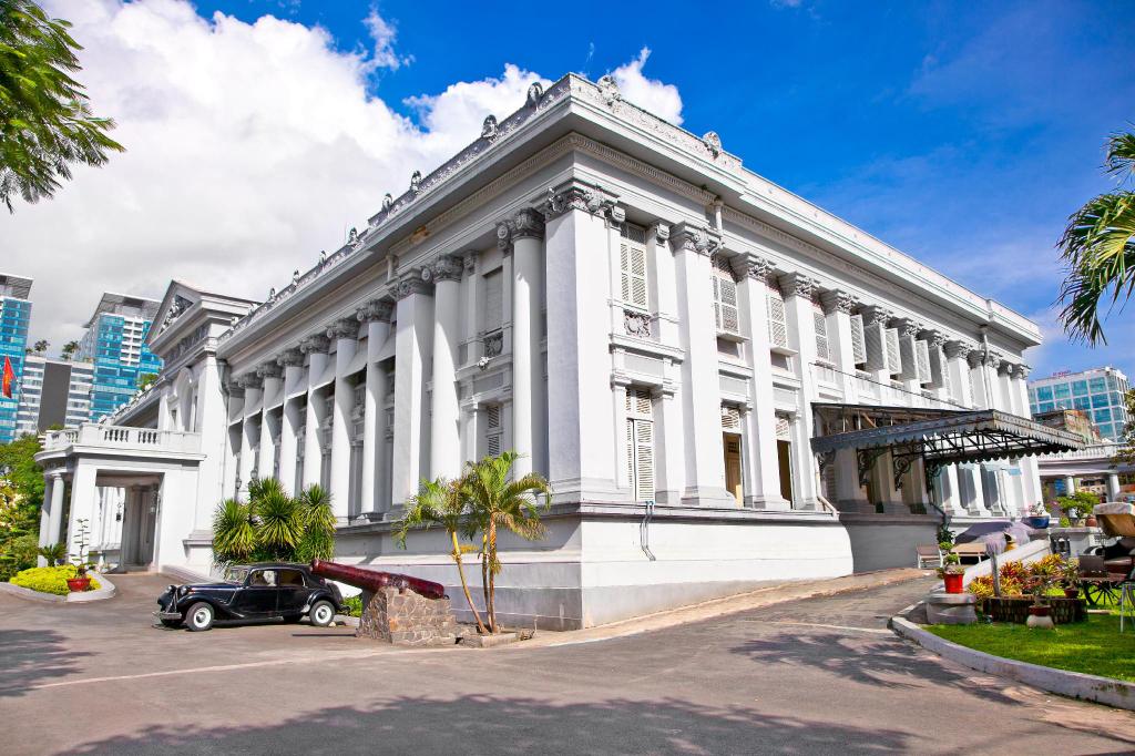 Welcome to Saigon Bohemian Hostel, Quận 1