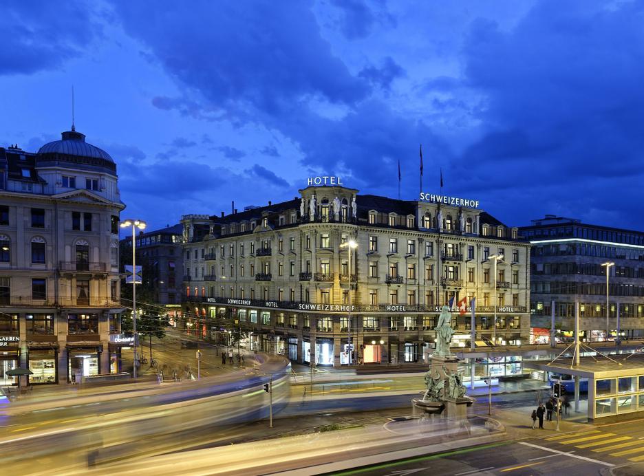 Hotel Schweizerhof Zürich, Zürich
