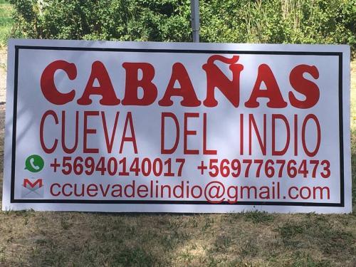 Cabanas Cueva del Indio, General Carrera