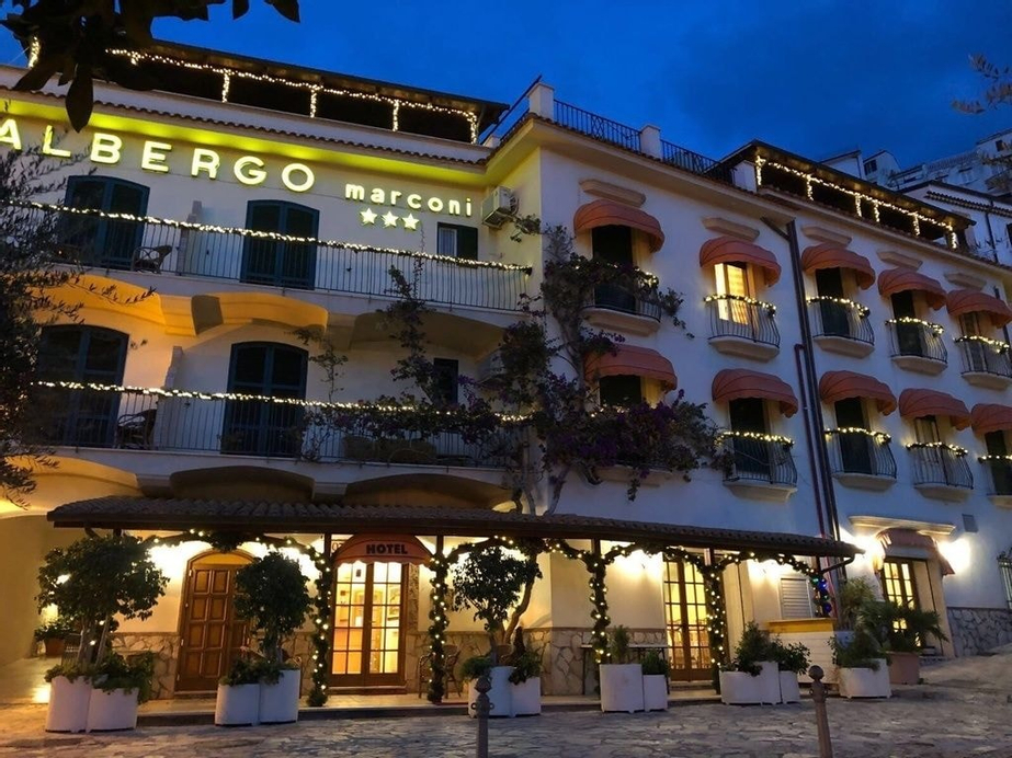 Hotel Marconi, Latina