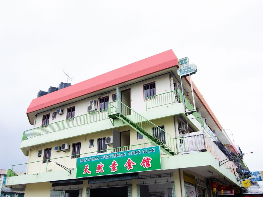 SPOT ON 89582 Evergreen Hotel , Keningau