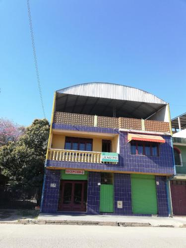 Residencial Las malvinas, Aniceto Arce