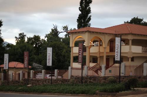 Imbali Boutique Hotel, Sisonke