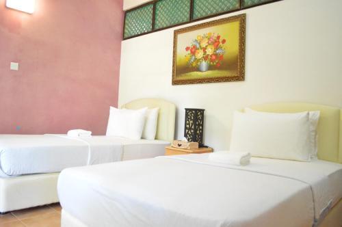 Ulu Ulu Resort, Amo