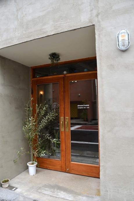 almond hostel & cafe Shibuya, Shibuya