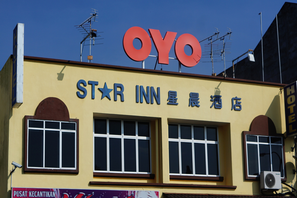 Oyo 89330 Hotel Star Inn, Hilir Perak