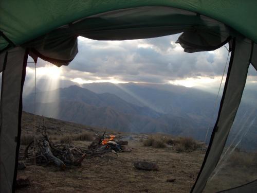 Valle de los Condores, Aniceto Arce