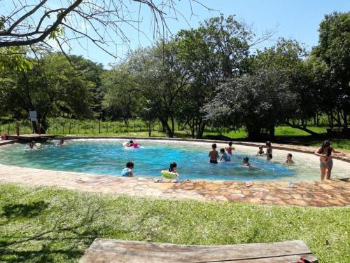 Quinta Ykua poty, Ypané