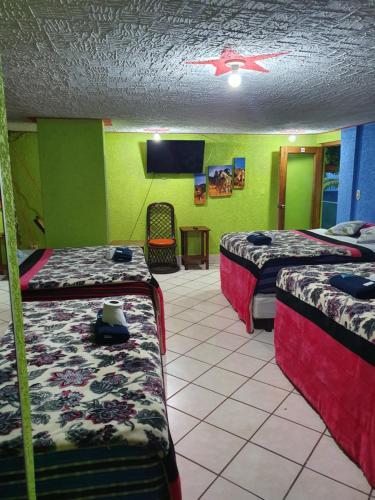 hotel kasa kamelot 2, Quetzaltenango