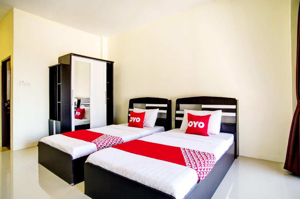 OYO 398 Nantharom Hotel And Residence, Plaeng Yao