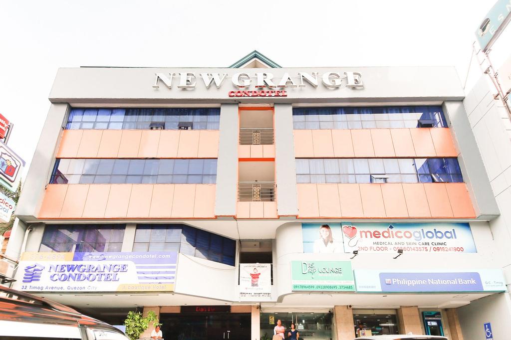 Newgrange Condotel, Quezon City