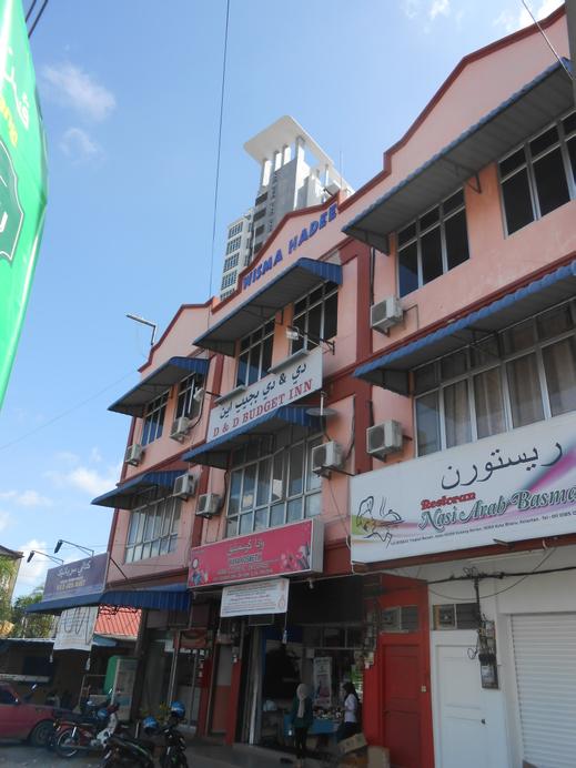 Spot On 89755 D&D Budget Inn, Kota Bharu
