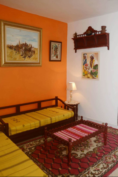 Apartment With 2 Bedrooms in Tunis, With Terrace and Wifi - 4 km From, Sidi El Béchir