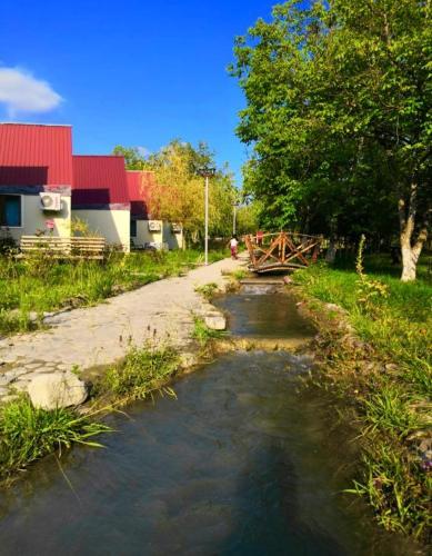 Gabala River Palace, Qəbələ