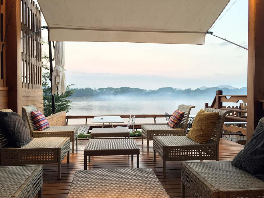 With A View Hotel @ Chiangkhan, Chiang Khan