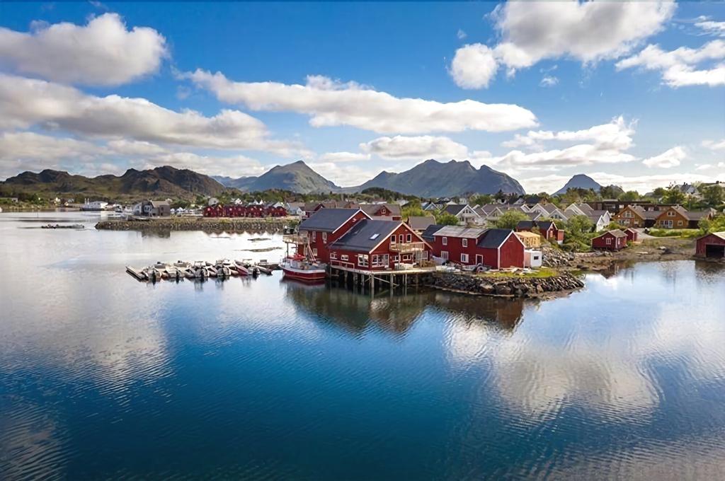Hemmingodden Lofoten Fishing Lodge, Vestvågøy