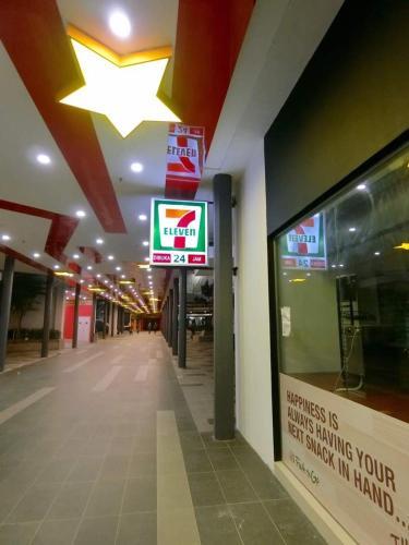 I-suite, Kuala Lumpur
