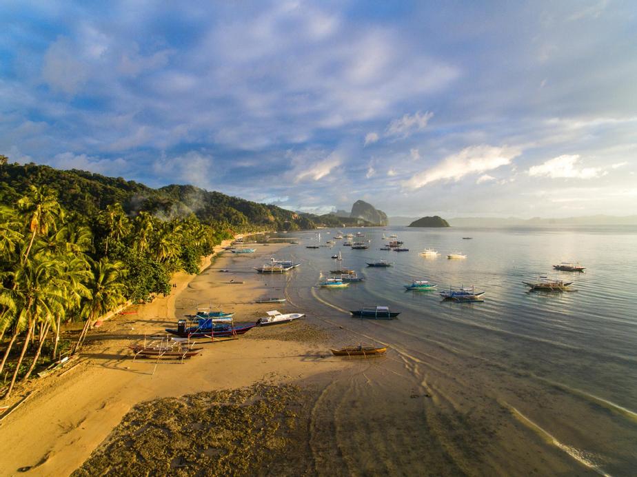 Lagen Island Resort, El Nido
