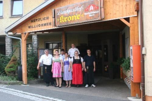 Landgasthof zur Krone, Hohenlohekreis