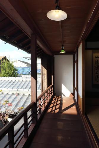 Kawanoji 泊まれる町家 川のじ, Yame
