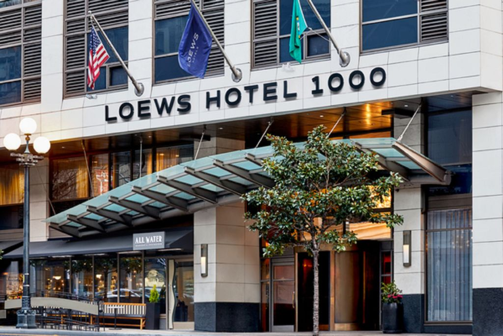 Loews Hotel 1000, Seattle, King