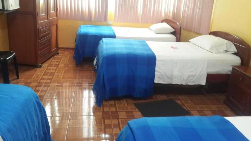 Hostal R. Williams, Orellana